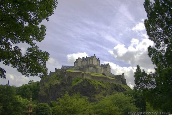 14EdinburghCastle