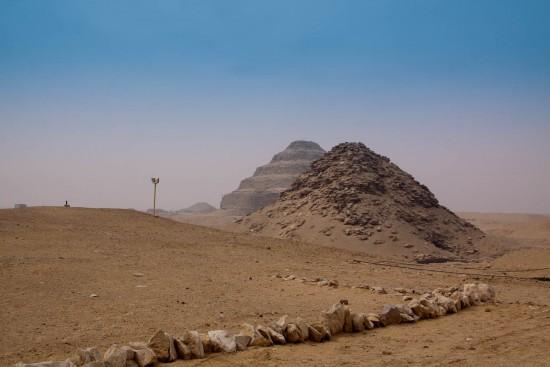 Pyramids2-Sakkara