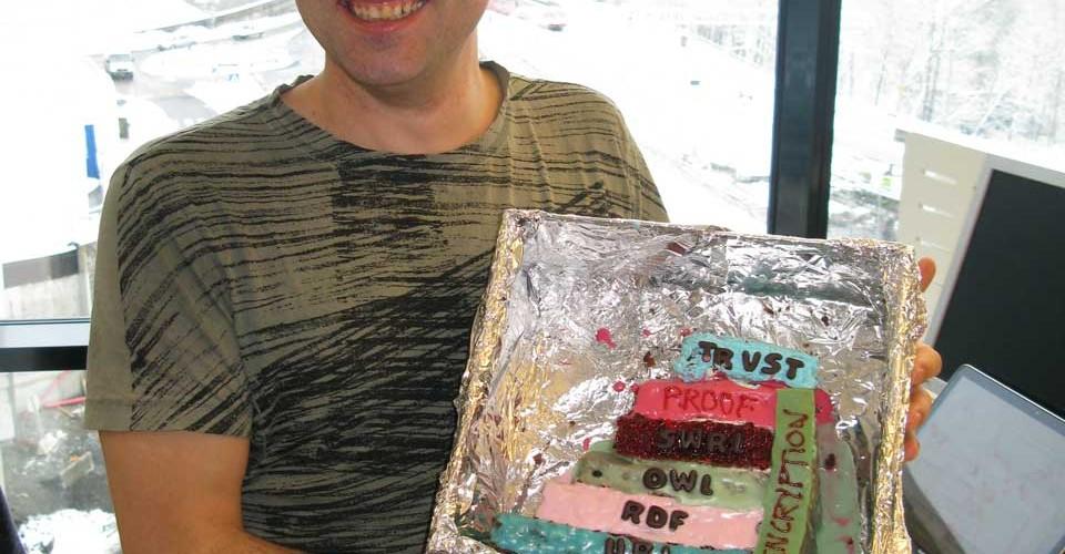 Semantic Web Cake