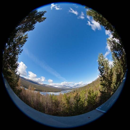 Mountain circle