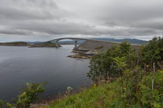 Storseisund Bridge